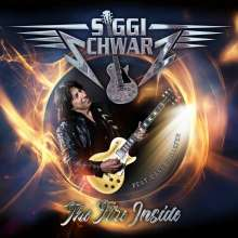 Siggi Schwarz: The Fire Inside, CD