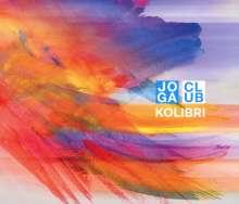 Joga Club: Kolibri, CD