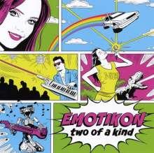 Emotikon: Two Of A Kind, CD