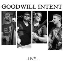 Goodwill Intent: Live, CD