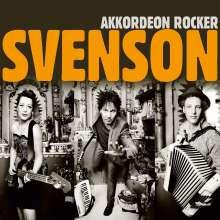 Svenson: Akkordeon Rocker, CD