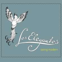 Los Elegantos: Swing Modern, CD