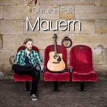 Christian Falk: Mauern (EP), CD