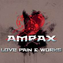 Ampax: Love Pain & Works, CD