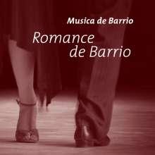 Musica de Barrio: Romance de Barrio, CD