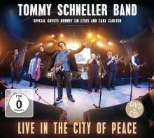 Tommy Schneller: Live In The City Of Peace (signiert, exklusiv für jpc), CD