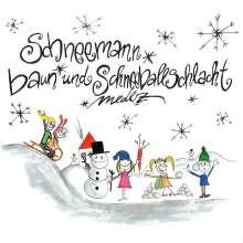 Medlz: Schneemann baun und Schneeballschlacht, CD