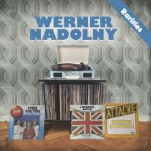 Werner Nadolny: Rarities, CD