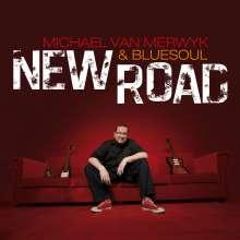 Michael van Merwyk: New Road, CD