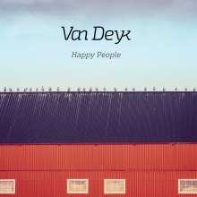 Van Deyk: Happy People, CD