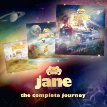 Werner Nadolnys Jane: The Complete Journey, 3 CDs
