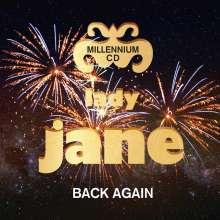Lady Jane (Peter Panka & Werner Nadolny): Back Again, CD