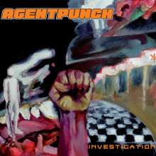 Agentpunch: Investigation, CD