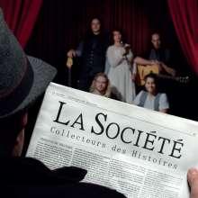 La Société: Collecteurs des histoires, CD