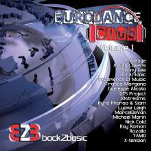 Eurodance Club Vol.1 (Back2Basic), CD