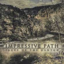 Impressive Path: Faces Of The Canyon, CD