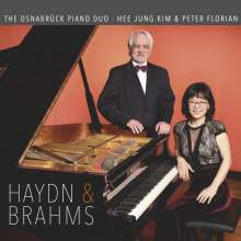 The Osnabrück Piano Duo - Haydn & Brahms, CD
