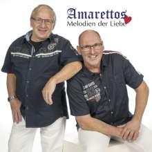 Amarettos: Melodien der Liebe, CD