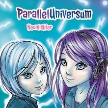 Paralleluniversum: Neonlichter, CD