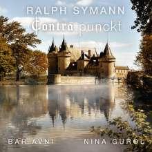 "Ralph Symann (geb. 1974): Orchesterwerke ""Contra. punckt"", CD"