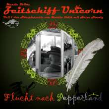 Flucht nach Pepperland, CD