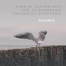 Gabriel Karapatakis, Hub Hildenbrand & Zacharias Spyridakis: Nenemia, CD
