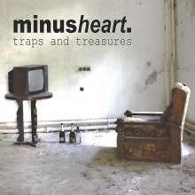 Minusheart: Traps And Treasures, CD