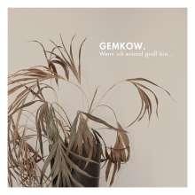 Gemkow: Wenn ich einmal groß bin..., CD