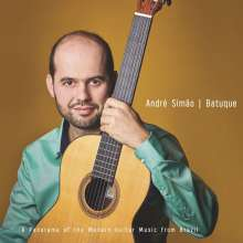 Andre Simao - Batuque, CD