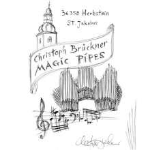Christoph Brückner: Magic Pipes, CD