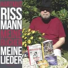 Hartmut Rißmann: Meine Bücher, meine Lieder Vol.1, CD
