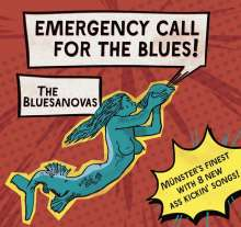 The Bluesanovas: Emergency Call For The Blues, CD