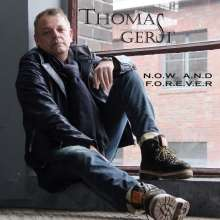 Thomas Gerst: Now And Forever, CD