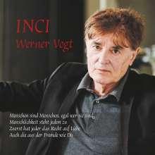 Werner Vogt: Inci, CD