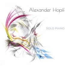 Alexander Hopff: Solo Piano, CD
