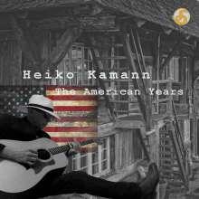 Heiko Kamann: The American Years, CD