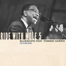 Bluescats feat. Tommie Harris: Ride With Mule 5 (Live At Haus Eifgen), CD