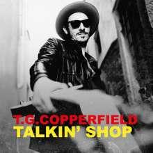 T.G. Copperfield: Talkin' Shop, CD