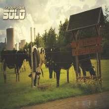 Lauhus/Paladini's Solo: 2 K 18, CD