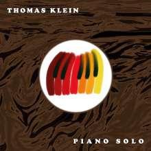 Thomas Klein: Piano Solo, CD