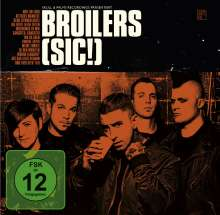 Broilers: (sic!) (Limited Deluxe Edition), 1 CD und 1 DVD