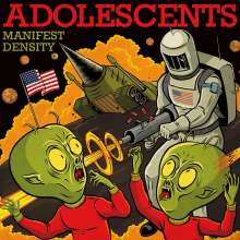 Adolescents: Manifest Density (Limited Edition), LP