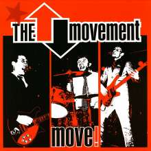 The Movement: Move! (Reissue) (180g) (Limited-Edition) (Colored Vinyl), LP