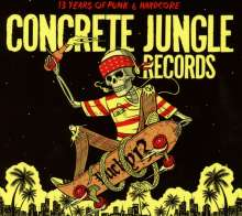 Concrete Jungle Records - Lucky 13, CD