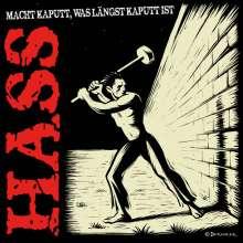 Hass: Macht kaputt, was längst kaputt ist (180g) (Limited Edition) (Colored Vinyl), LP