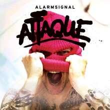 Alarmsignal: Attaque, CD