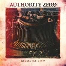 Authority Zero: Persona Non Grata, CD