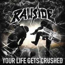 Rawside: Your Life Gets Crushed, CD