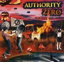 Authority Zero: Ollie Ollie Oxen Free (180g) (Limited Edition) (Splatter Vinyl), LP