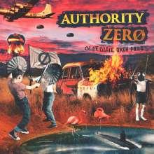 Authority Zero: Ollie Ollie Oxen Free, CD